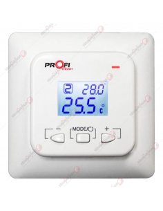 PROFiTherm EX02 (терморегулятор цифровой 2 пола) с двумя датчиками температуры - внешний вид