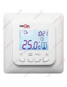 PROFiTherm EX-PRO (терморегулятор программируемый) с датчиком температуры пола - внешний вид