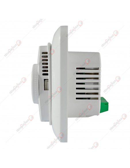 N-Comfort - терморегулятор - вид сбоку
