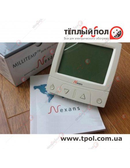 Millitemp CDFR-003 - терморегулятор программируемый - состав поставки