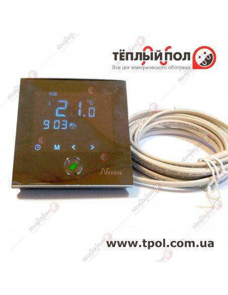 Millitemp 2 BREATH - Терморегулятор -  фото с датчиком вживую