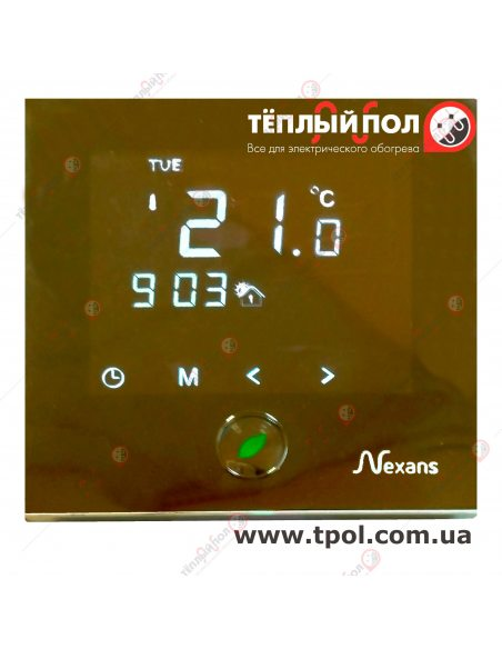 Millitemp 2 BREATH - Терморегулятор -  Вид цеферблата