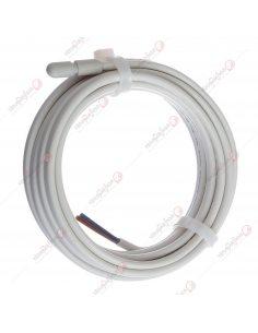 Датчик температуры пола NTC (12 кОм) ETF-144/99А, с длиной кабеля 3 м