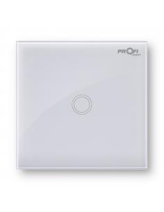 Выключатель сенсорный Profi therm 1TP, Snow White